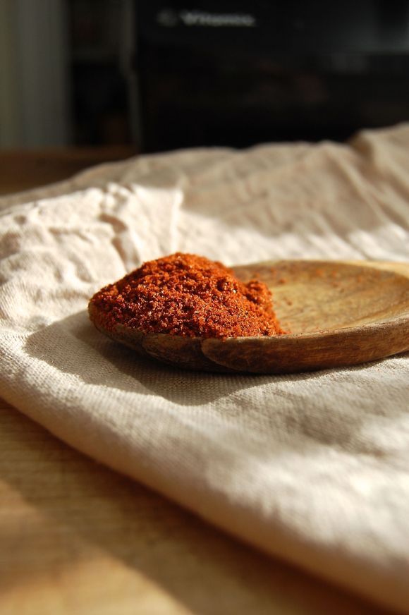 chili powder for tempeh helper