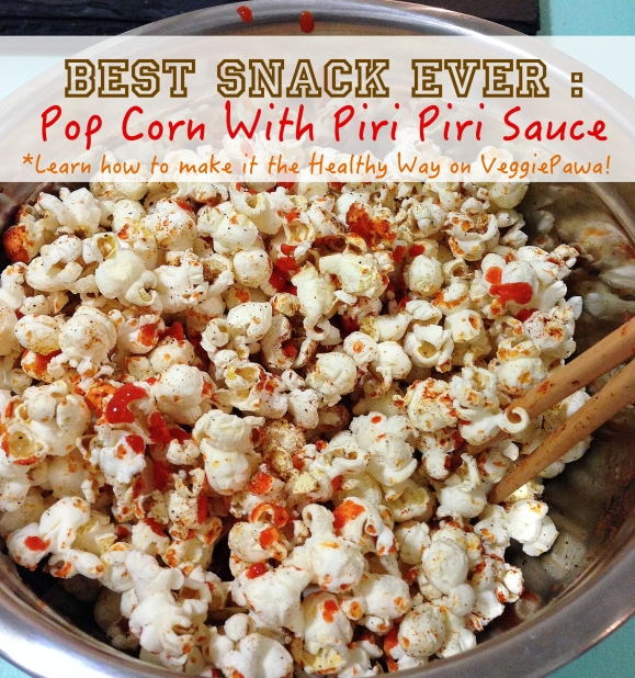 pop corn with piri piri with text